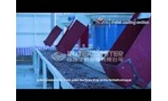 Asia Biggest Wood Pellet Production Line and Biomass Pellet Line With 20t Per Hour Video