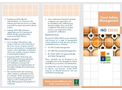 ISO 22000:2005 Food Safety Management Brochure
