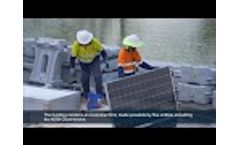 Knowledge Sharing Initiative: Lismore Floating Solar Farm Video