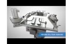 Dustless Loading Spout (Loading Bellow) Video