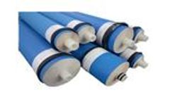 Sapstone - Model SLE - Low Pressure and High Permeate Flux RO Membrane Elements