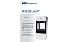Ken - Model IQ6 - Washer Disinfector Brochure
