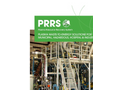 Model PRRS - Plasma Resource Recovery System
