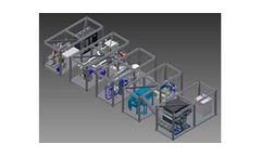 Model PAWDS Land - Plasma Waste Streams System