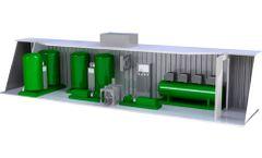 Brima Sagar Distillery Biogas Plant - Case Study