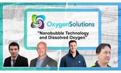 Nanobubble Technology and Dissolved Oxygen - Video