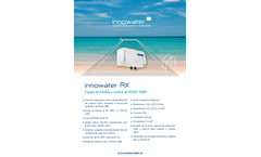 Innowater - Model RX - Control and Dosing System Brochure