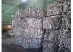 Aluminum 6063/1 scrap - Model extrusion 6063 - Aluminum scrap extrusion 6063