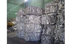 Aluminum 6063/1 scrap - Model extrusion 6063 - Aluminum scrap extrusion 6063