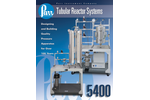 Parr - Model 5400 - Continuous Flow Tubular Reactors Brochure