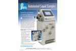 Parr - Model 4878 - Automated Liquid Sampler Brochure