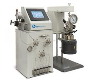 Parr - Model 4878 - Automated Liquid Sampler