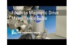 Parr Footless Mag Drive Maintenance Video