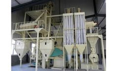 Sunwit - Poultry Feed Production Line