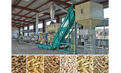 Wood & Biomass Production Line