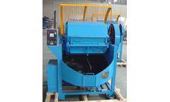 Rotary Barrel Tumbling Machine
