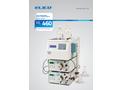 Elico - Model HL 460 - HPLC Binary System Brochure