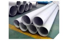 KCM Special Steel - 321 Stainless Steel Pipe