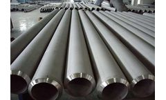KCM Special Steel - 316ti stainless steel pipe