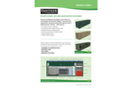 Panther Deploy - Re-Deployable Off-Grid Wastewater Treatment System - Brochure