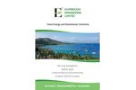 Ecoprocess Engineering Limited Caribbean - Brochure