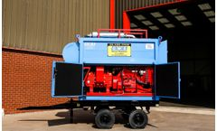 GWS - Model 50 Series - Diesel Vacuum Equipment