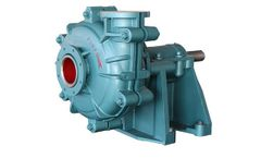 Model ZA(R) - Heavy Slurry Pump