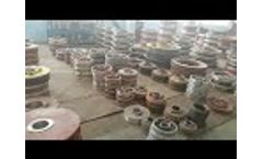 Shijiazhuang Zheng Rong Pump Co.,Ltd has a large number of product inventory. Video