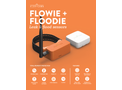 Alert-Labs - Model Flowie and Flowie-O - Water Flow Sensor
