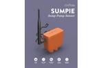 Sumpie - Sump Pump Sensor - Brochure