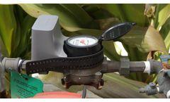 Flowie-O - Water Flow Sensor