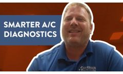 Diagnose A/C Problems Smarter with Remote A/C Diagnostics