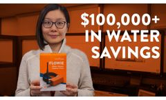 Over $100,000 Saved On Water Costs With Flowie Water Flow Sensor