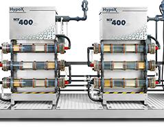 HypoX® MX 400Duo electrolysis units