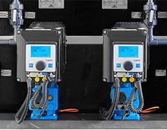 Hypochlorite dosing pump