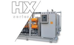 HypoX - Model HX Series - On-Site Mix Oxidant Sodium Hypochlorite Generator