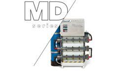 Clorel - Model MD Series - On-Site Sodium Hypochlorite Generator