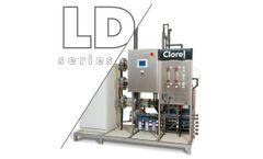 Clorel - Model LD Series - On-Site Sodium Hypochlorite Generator