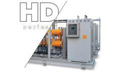 Clorel - Model HD Series - On-Site Sodium Hypochlorite Generator