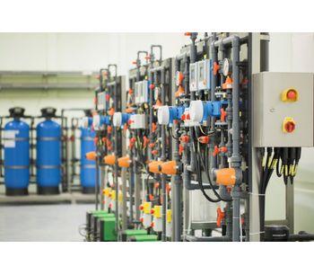 On-Site Mix Oxidant Generator-4