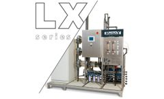 HypoX - Model LX Series - On-Site Mix Oxidant Sodium Hypochlorite Generator