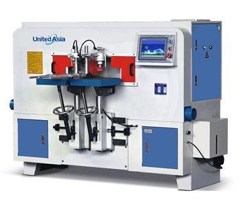 United-Asia - Model CNC200 - Tenoner Machine