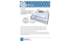 EFS - Instant Clean Air Diffuser  Brochure