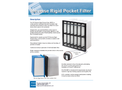 EFS - Reverse Rigid Pocket Filter Brochure