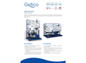Model AQE-M - Reverse Osmosis Watermakers - Datasheet