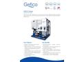 Gefico - Model AQE-S - Reverse Osmosis Watermakers - Datasheet