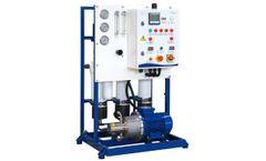 Gefico - Model AQE-M - Reverse Osmosis Watermakers