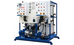 Gefico - Model AQE-S - Reverse Osmosis Watermakers