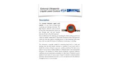 Model HS-ULC - External Liquid Level Switch - Brochure