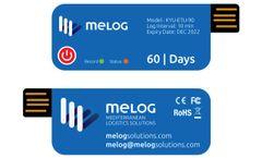 USB Data Logger - Model MLG-SUL-01 - Single Use Data Logger